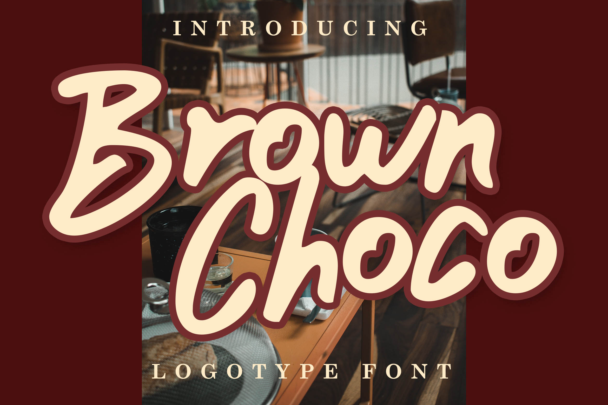 Brown Choco example image 1