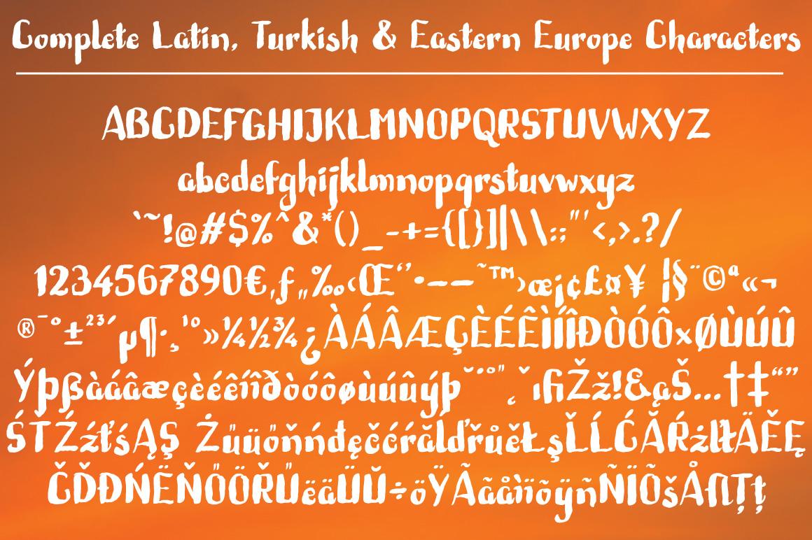 Marie Bella Brush Font example image 4