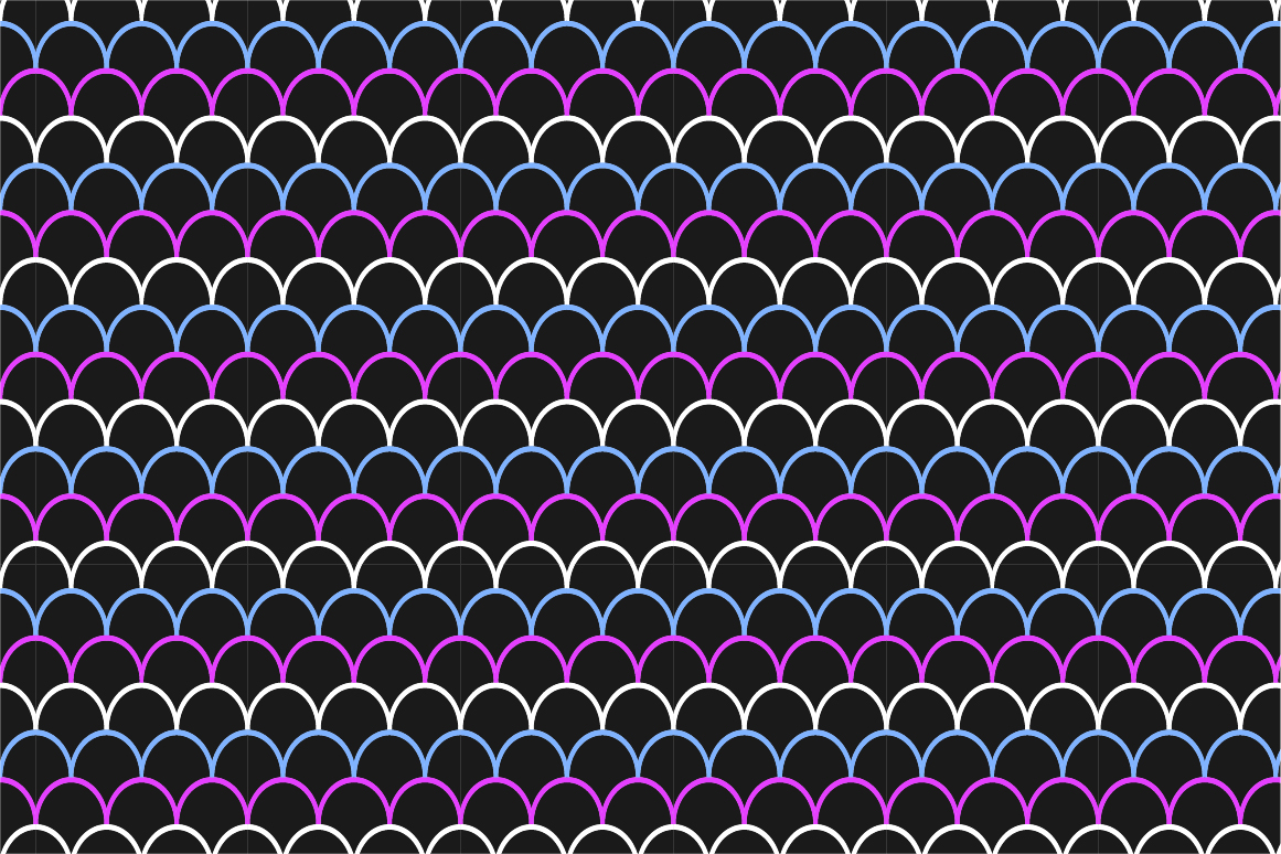 Collection of seamless patterns. example image 15