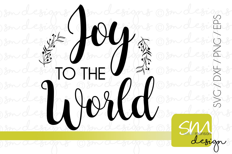 Joy to the World example image 1