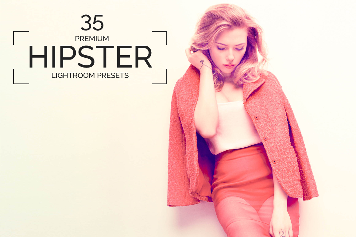 Hipster Lightroom Presets Pro example image 4