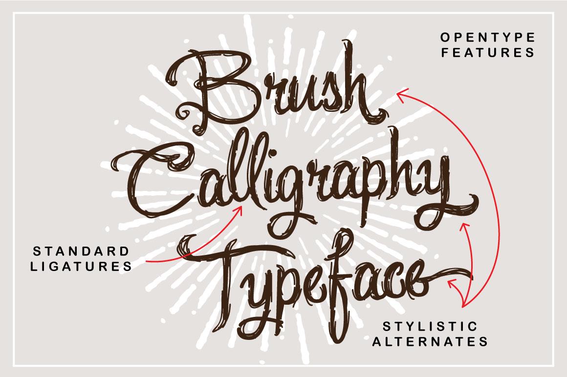 Magicstone Typeface example image 4