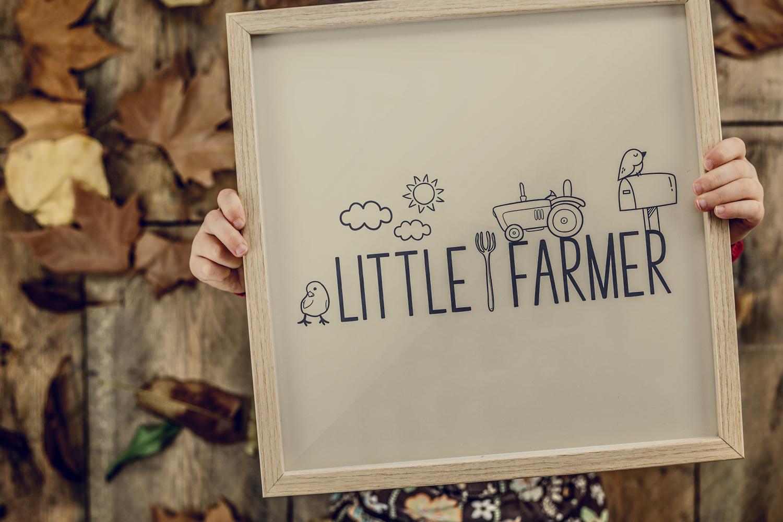 SALE! 20 Farm quotes bundle, Quote sign svg, farm svg example image 2