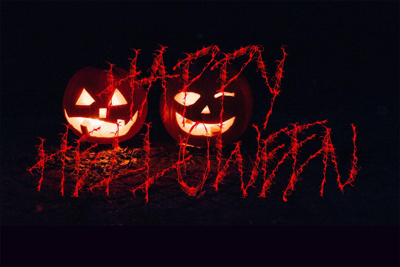 NIGHTMARE | HORROR & HELLOWEEN Font example image 3