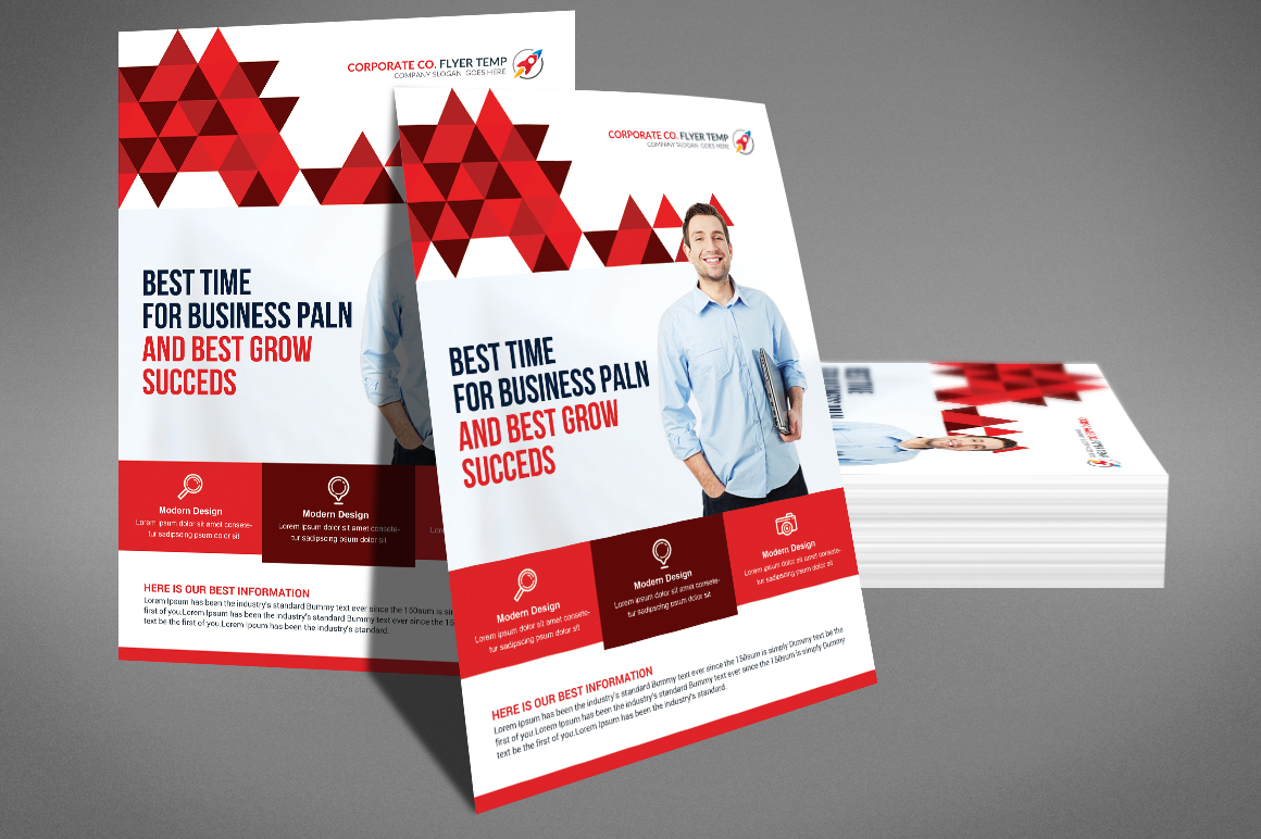 Business Psd Flyer example image 4