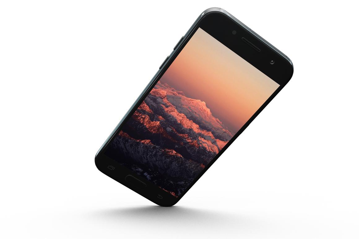 Samsung Galaxy s3 Mockup example image 12