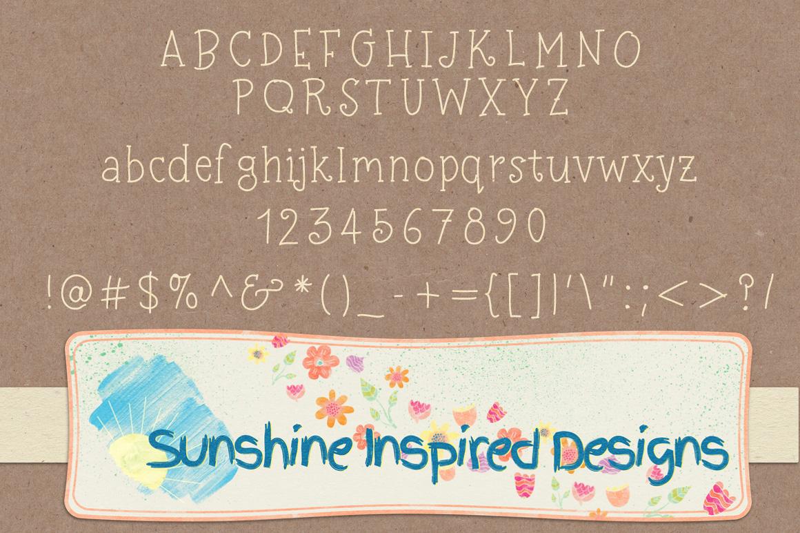 Font No.22, No.23 and No.24 example image 3