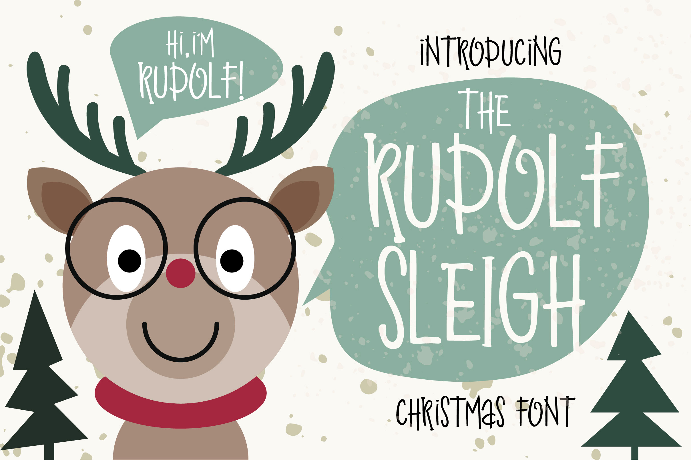 The Rudolf Sleigh example image 1