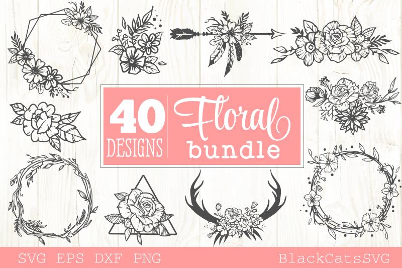 Mega Bundle 400 SVG designs vol 1 example image 11