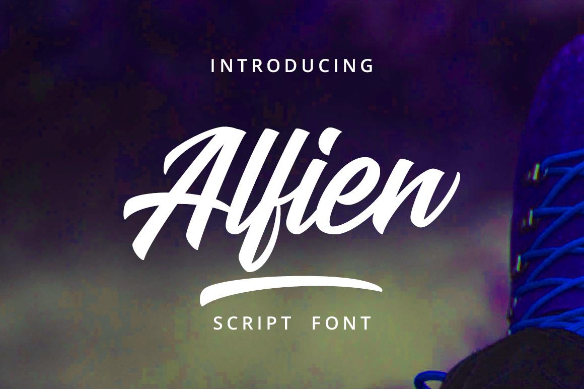 Alfien example image 1