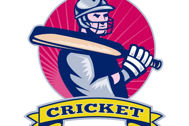 cricket sports batsman bat example image 1
