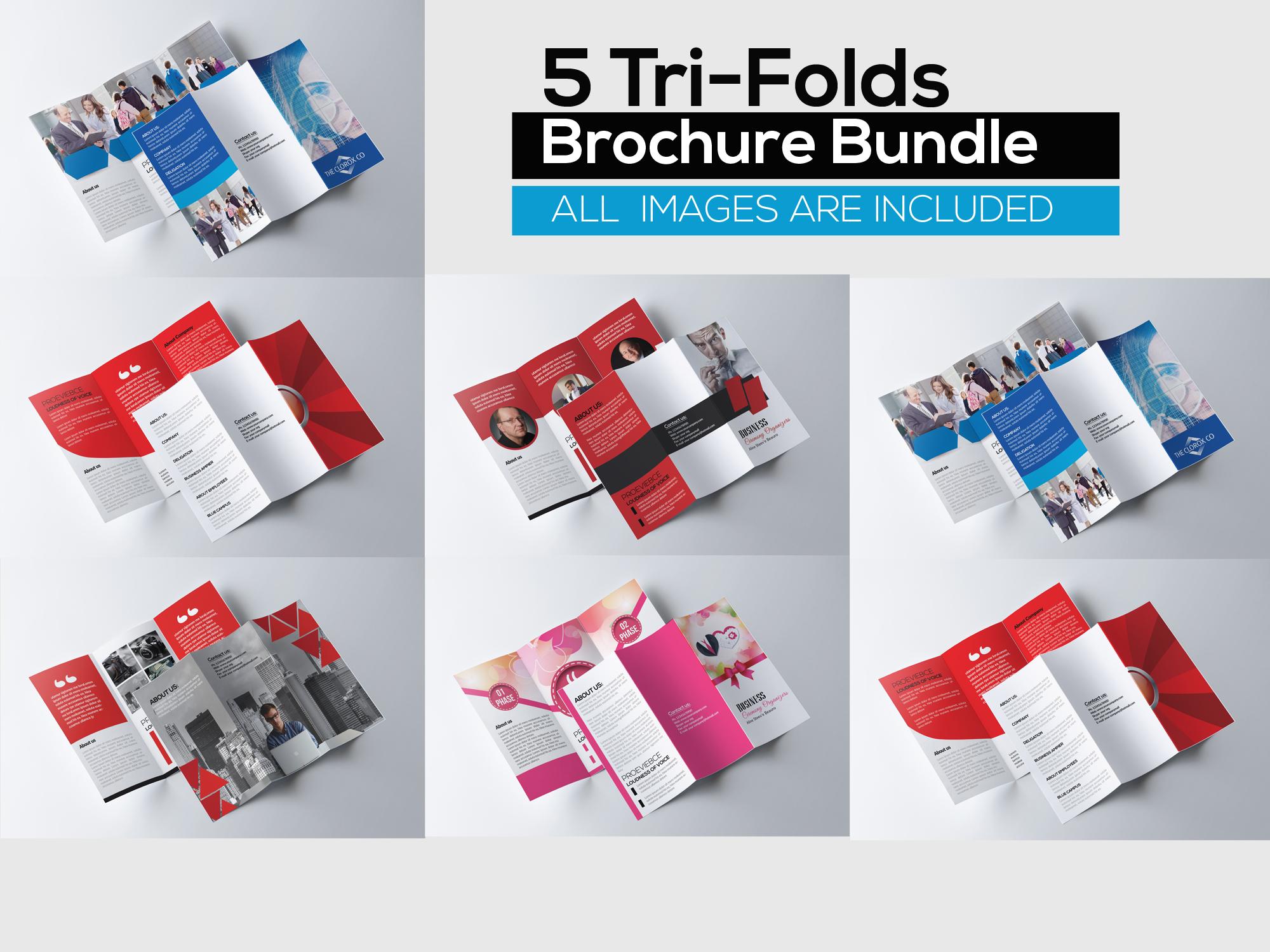 115 Mix Print Template Mega Bundle / Low Priced example image 10