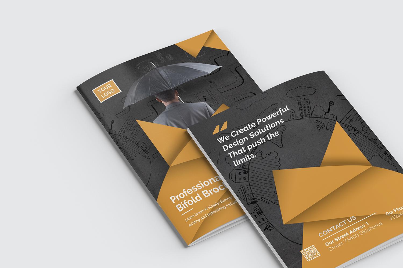 Bifold Brochure example image 5