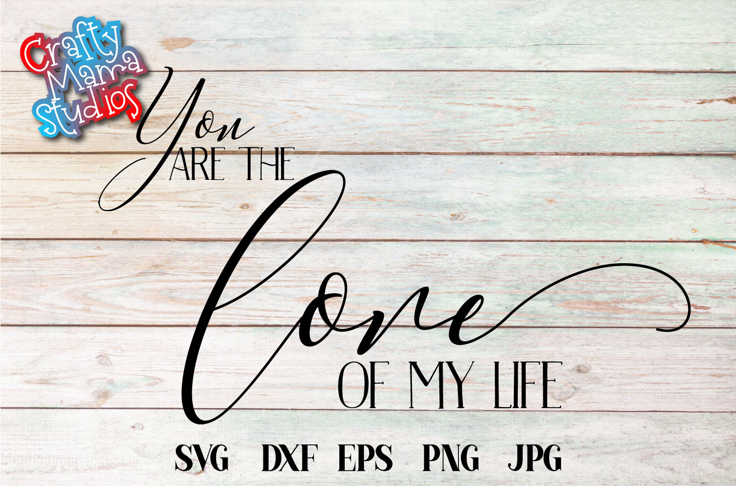 You Are The Love Of My Life SVG, Wedding, Love Sublimation example image 2