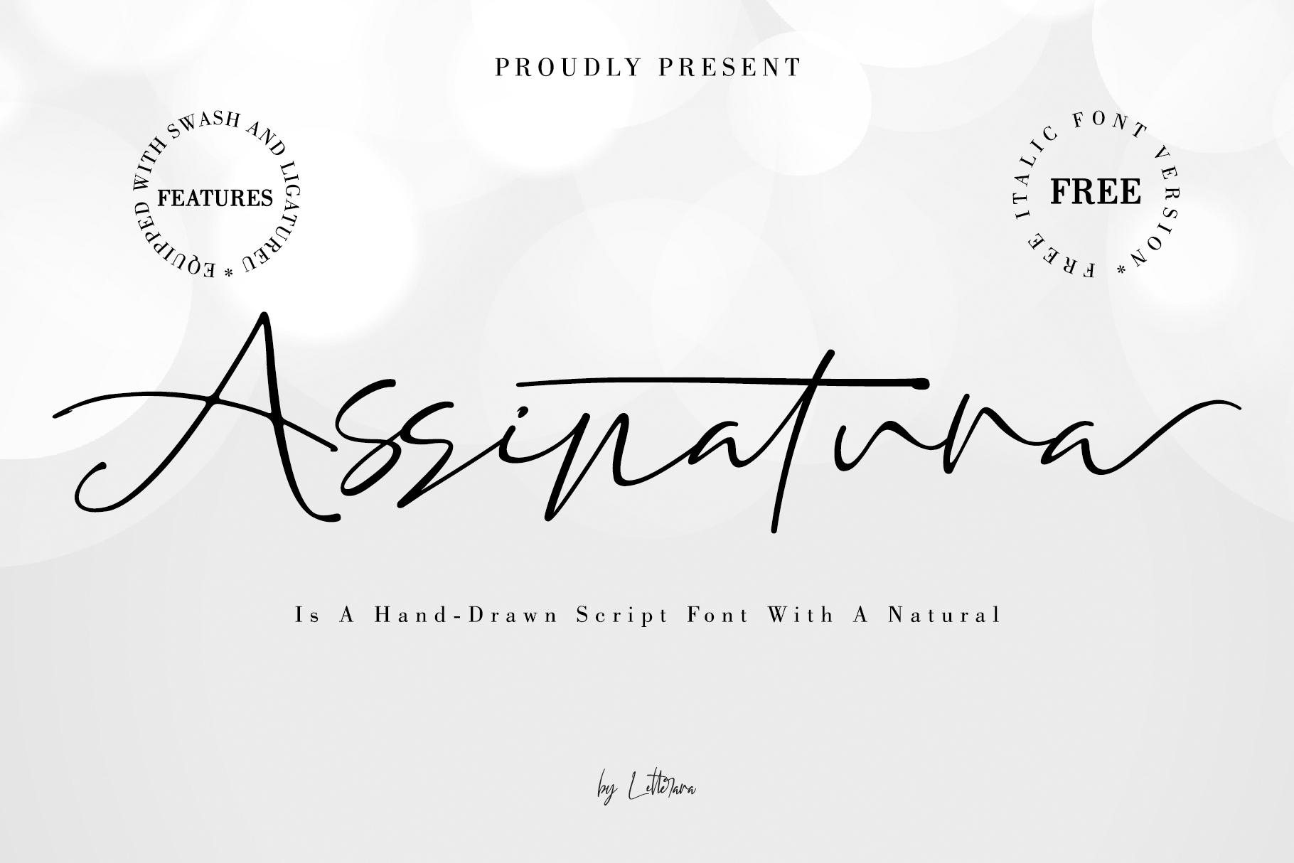 Assinatura example image 1