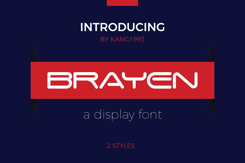 Brayen example image 1