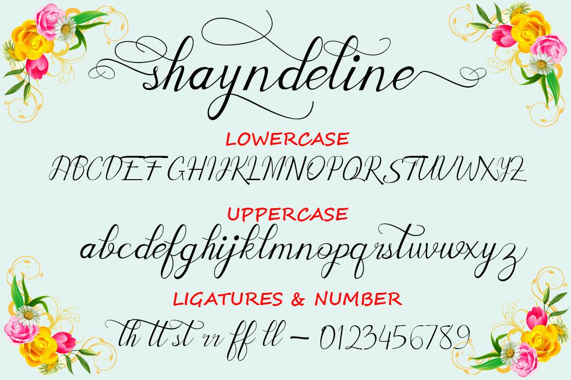 Shayndeline example image 6