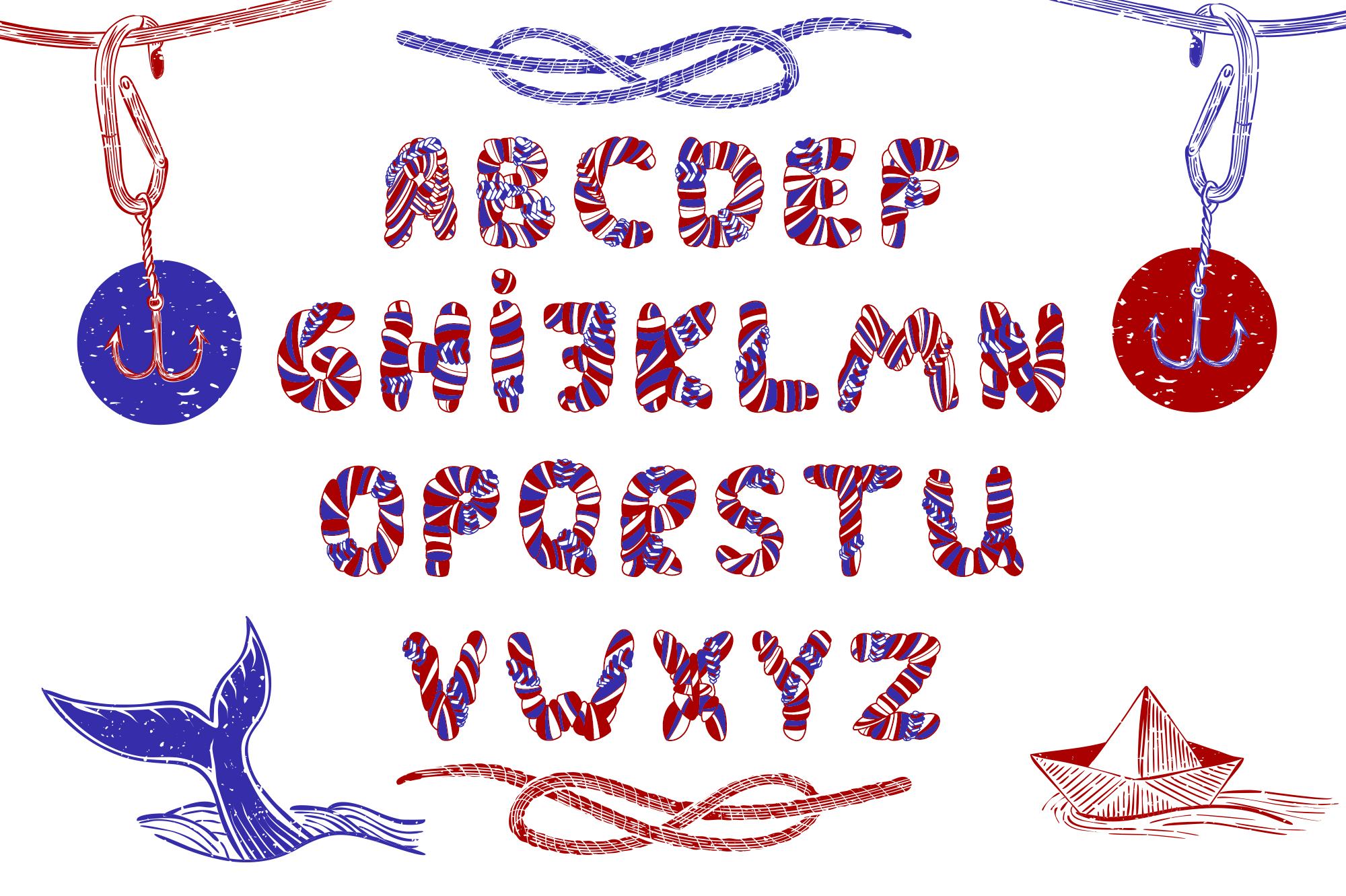 CYPRUS Colour Font example image 6