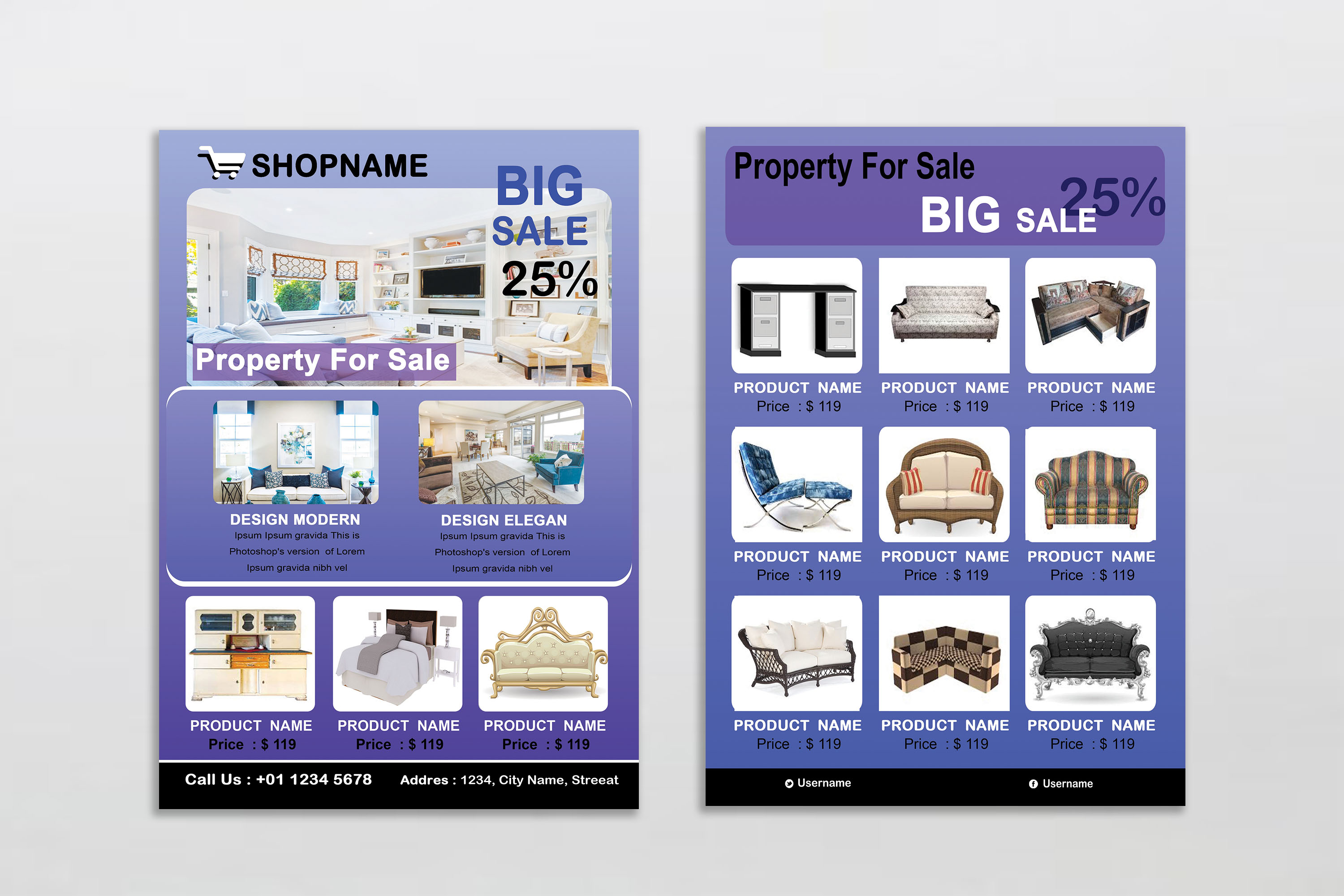 Flyer - Property example image 6