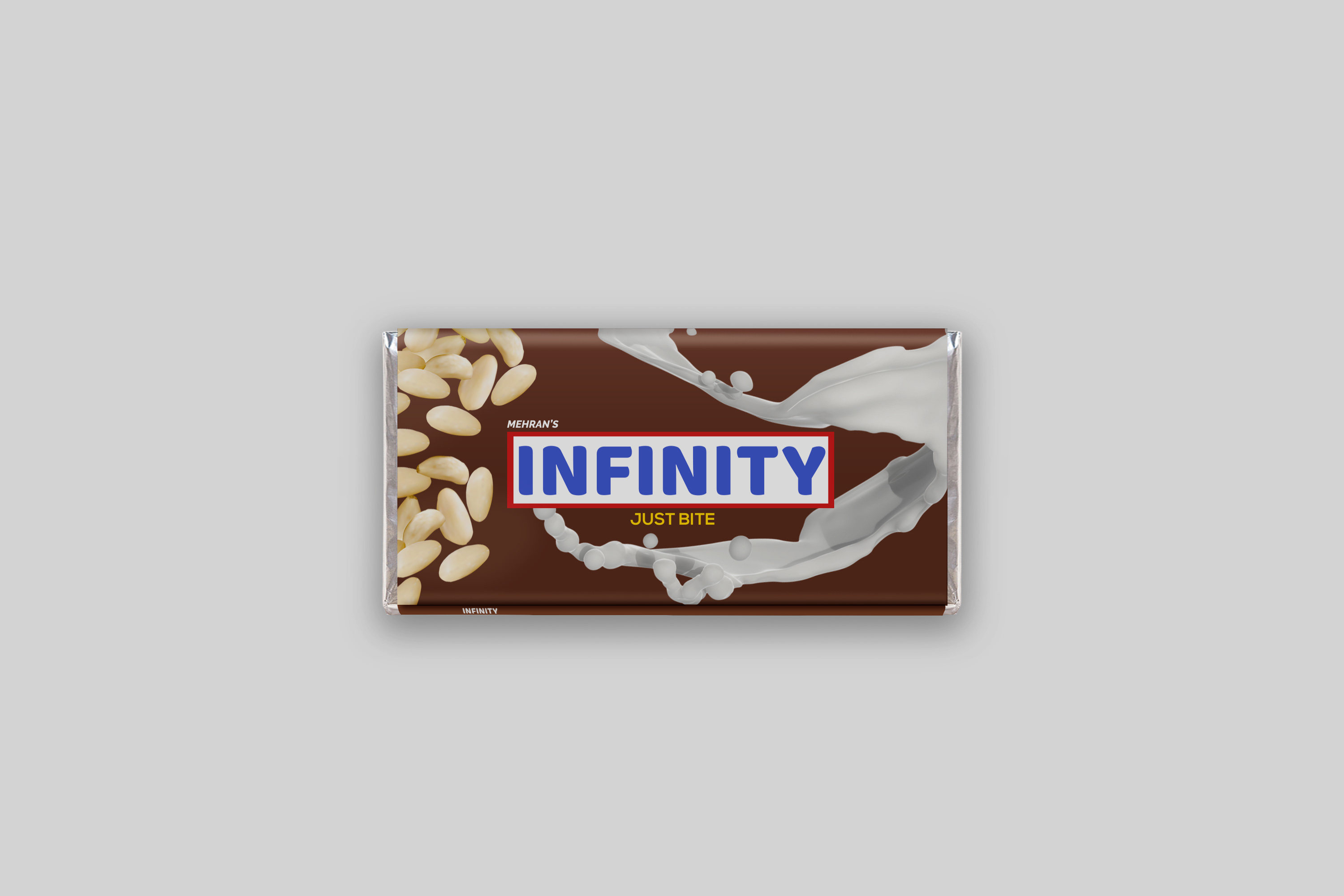 Chocolate Bars Packaging Mock-Up example image 4