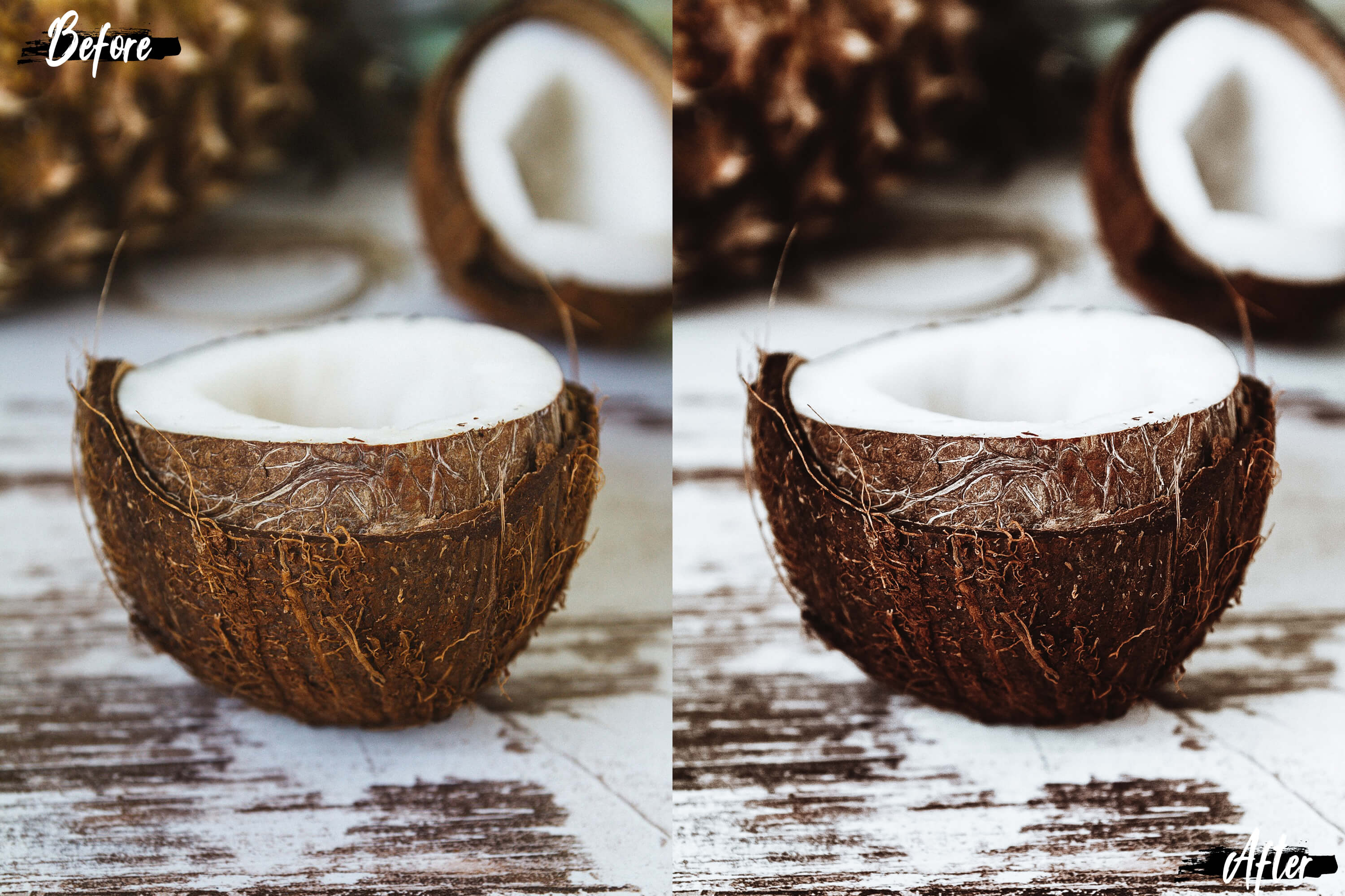 5 Coconut Desktop Lightroom Presets and ACR preset example image 7