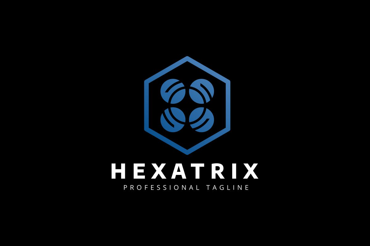 Hexagon Logo example image 2