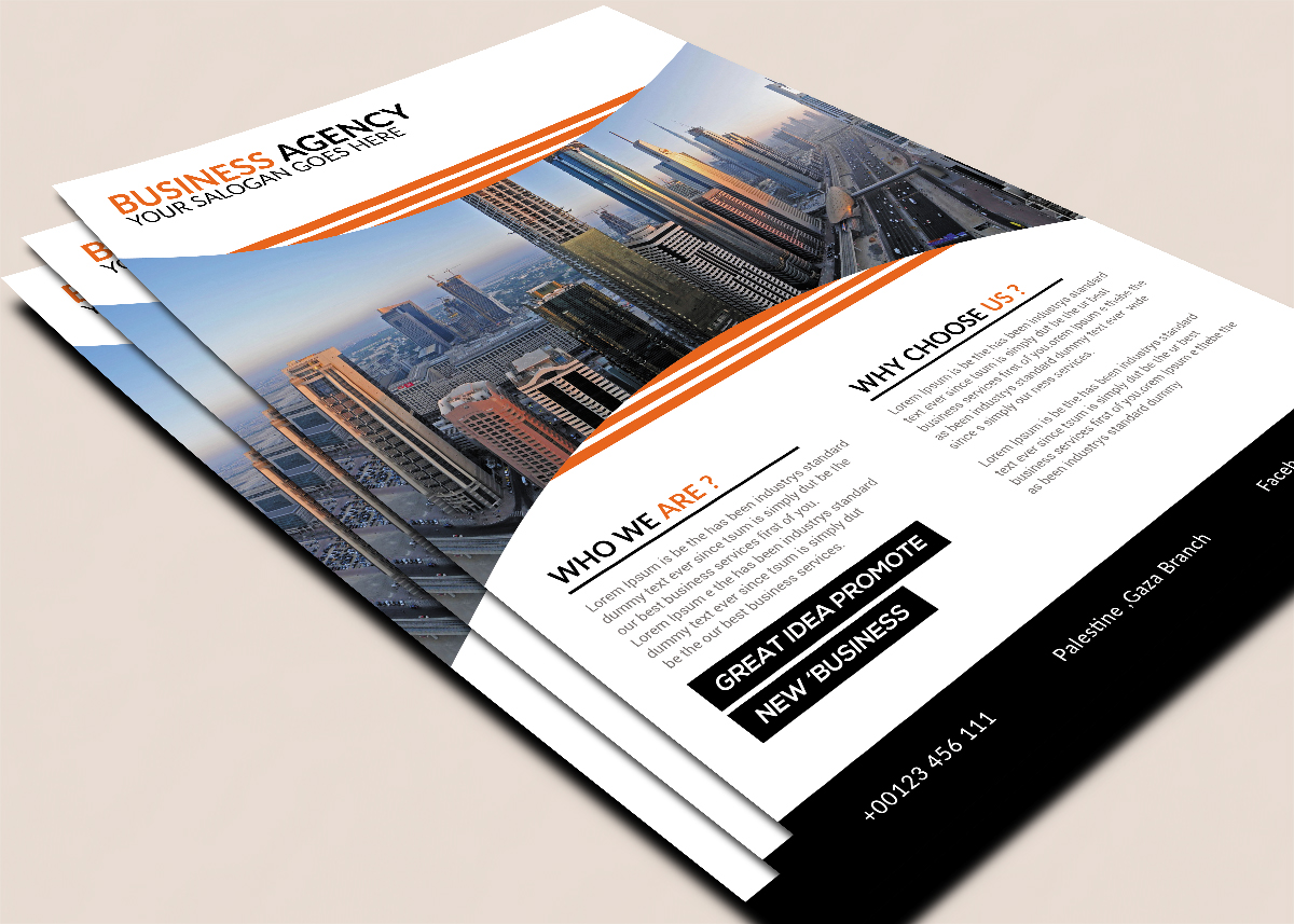 Business Agency Flyer example image 2