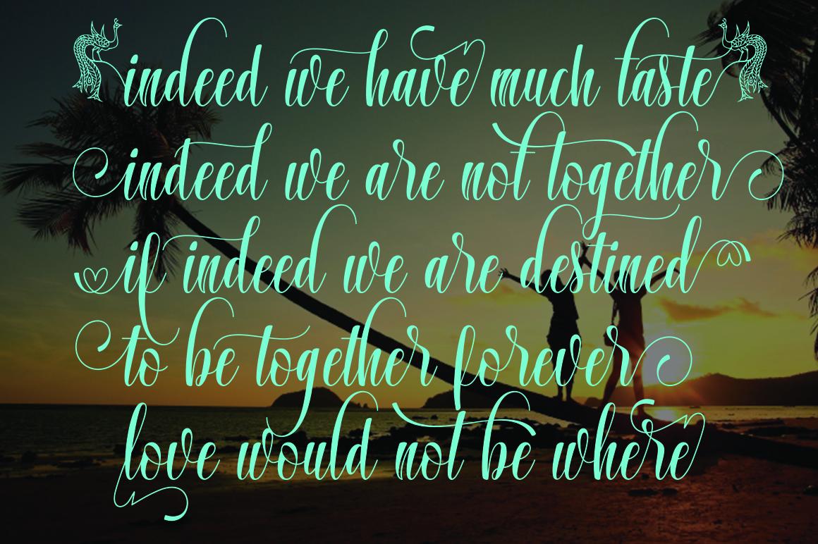 BIG BUNDLE FONT SCRIPT COLECTION example image 16
