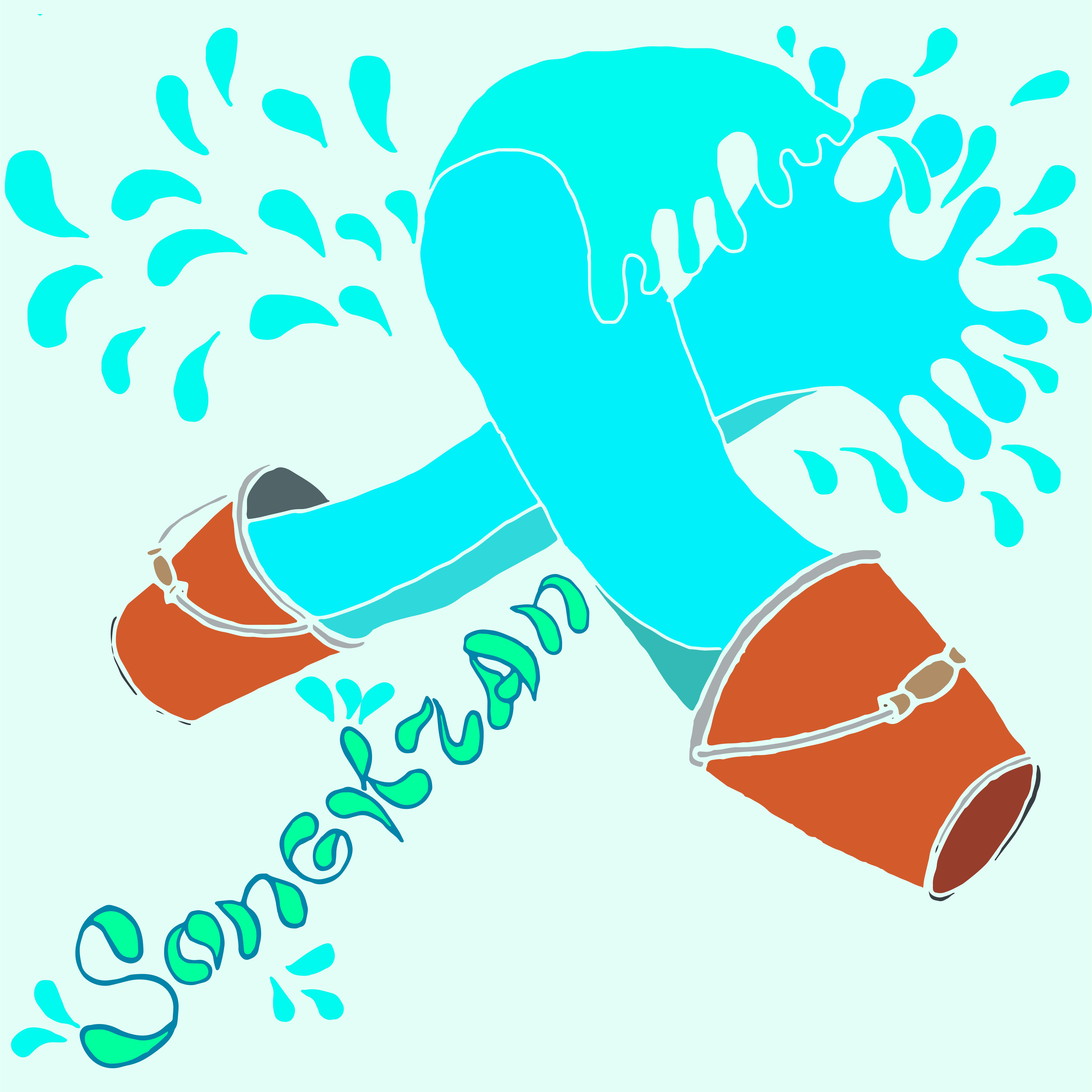 Songkran Festival example image 1