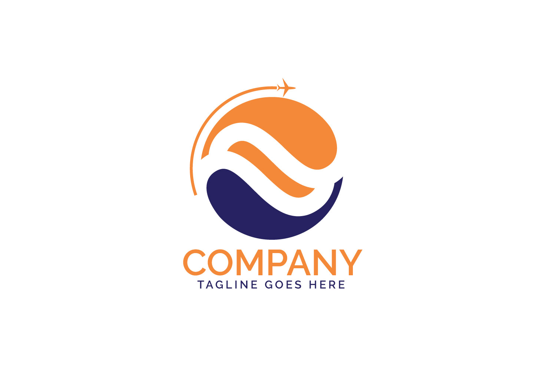 Travel Logo Design. example image 1