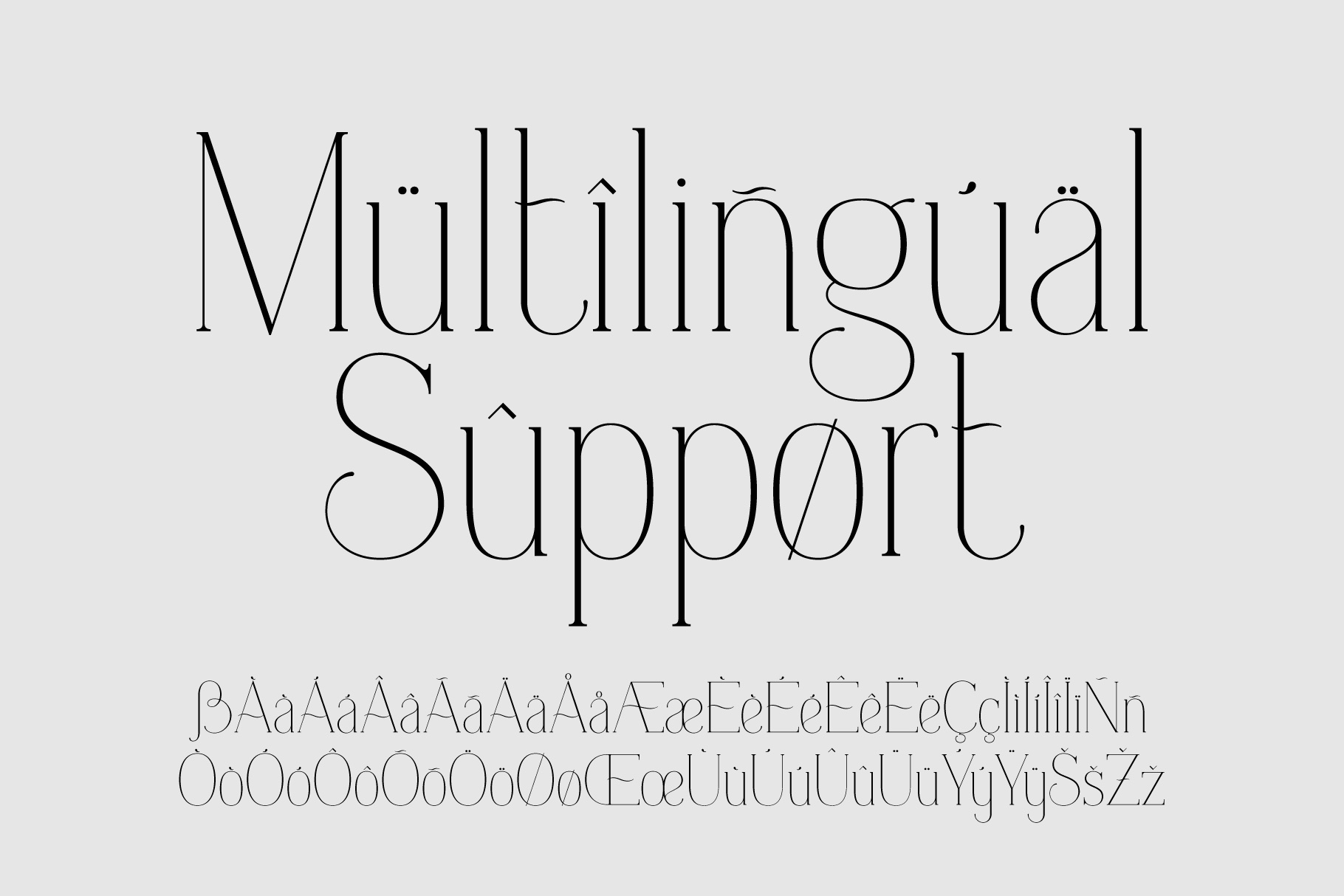 Everleigh Serif font example image 8
