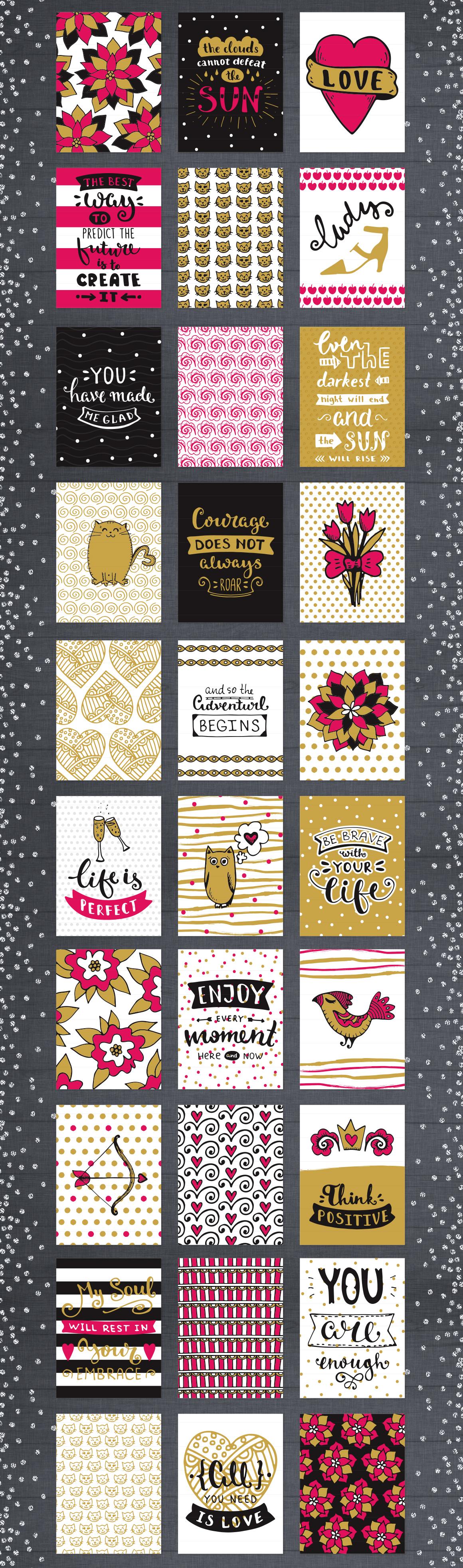 60 Valentine's Day Romantic Cards #2 example image 2