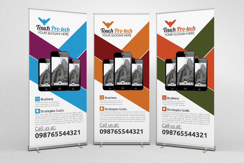 Mobile Promotion Flyers example image 1