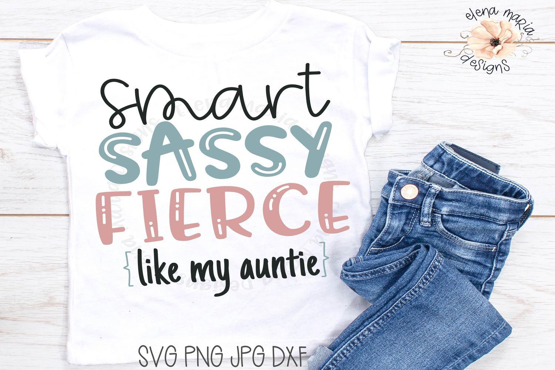 Sassy Toddler Girl Svg Bundle | Shirt Bundle | Mom Cut File example image 9