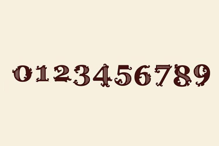 Tatianna   Vintage Font Family example image 4