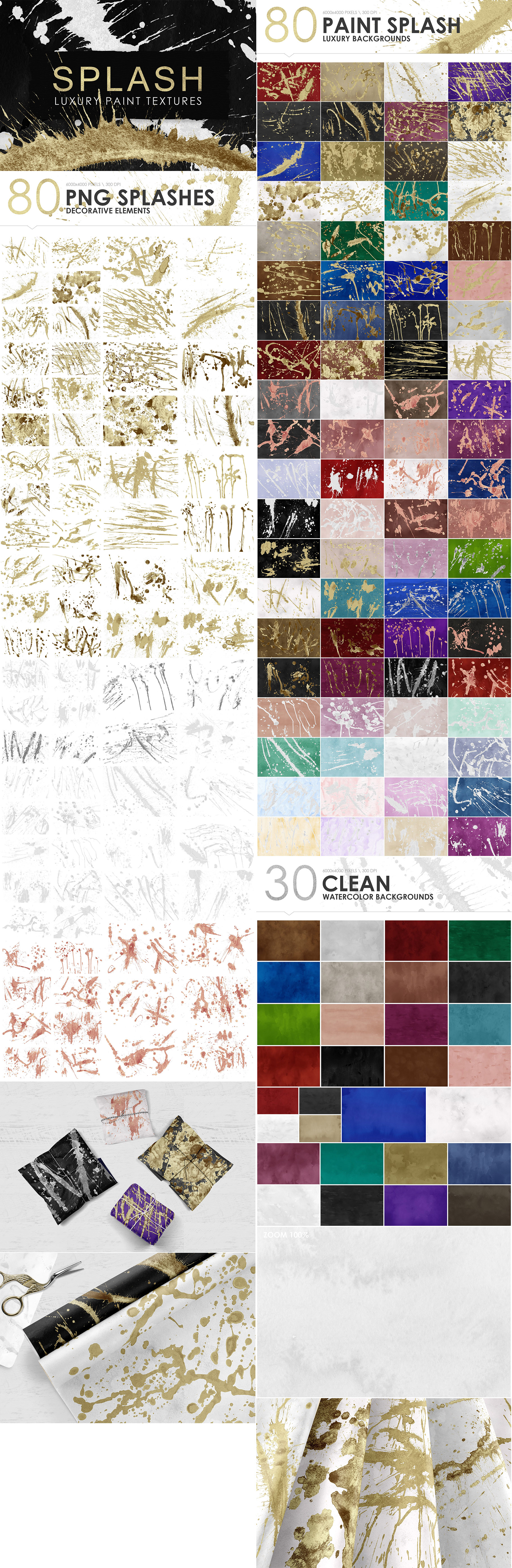 Aesthetic Backgrounds BUNDLE example image 9