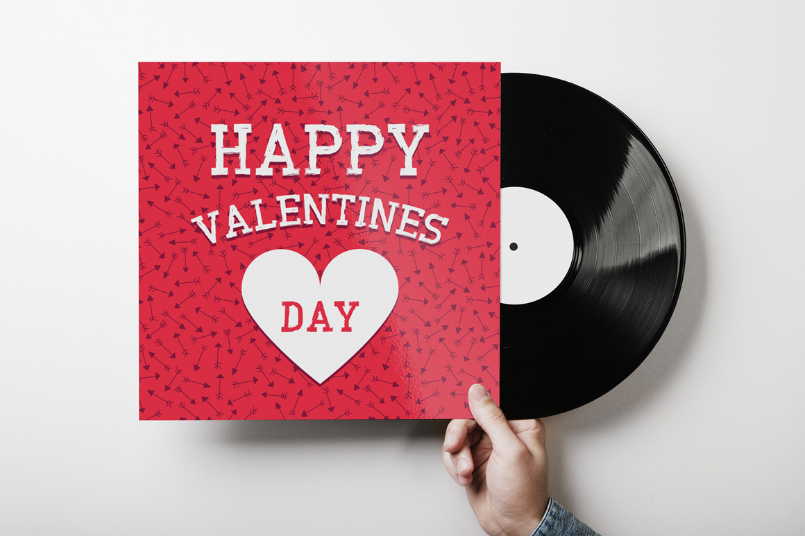 Greeting Valentine Cards. example image 2