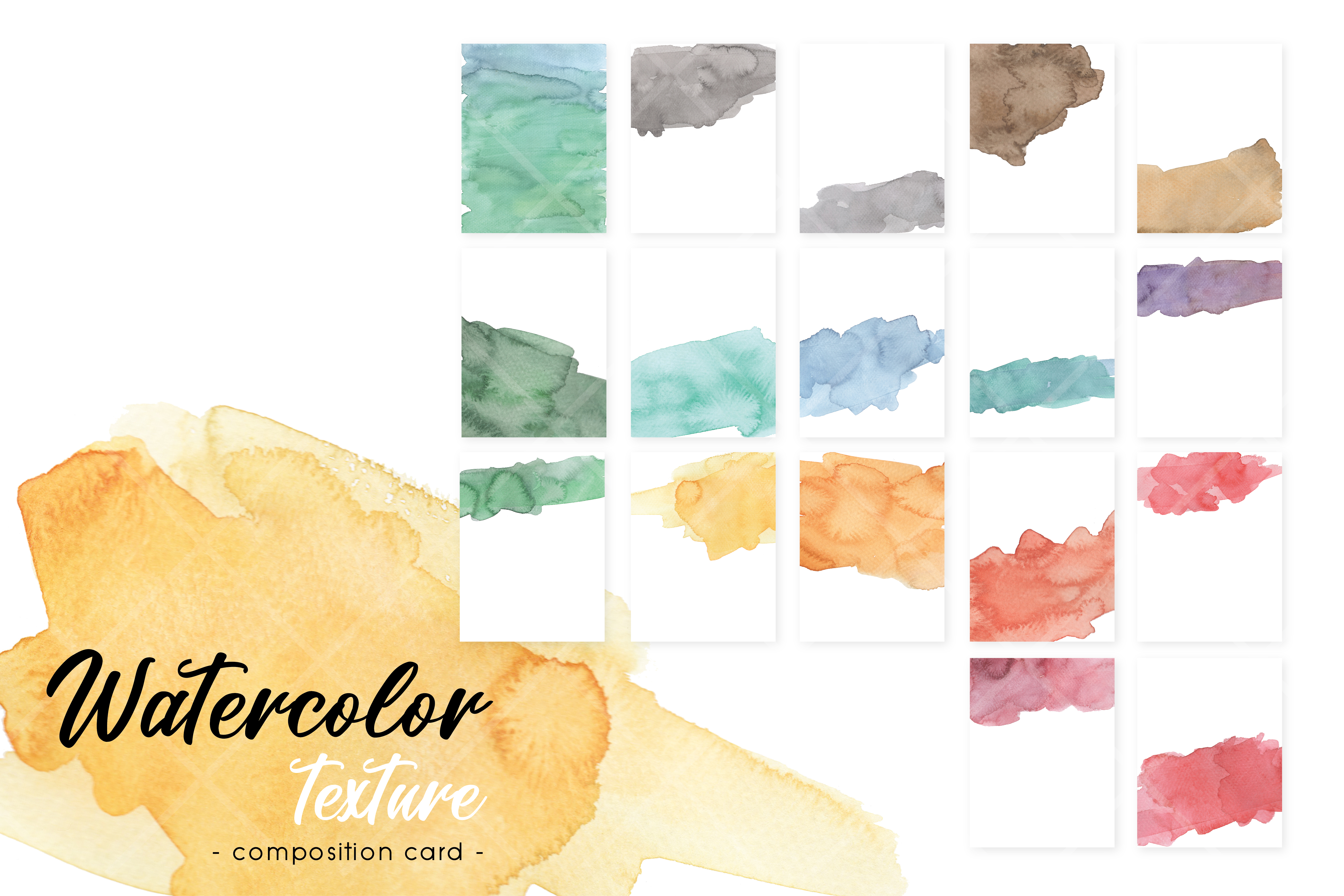 Watercolor texture example image 2