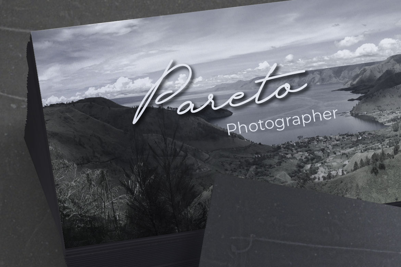 Krakatau Monoline Signature Font example image 3