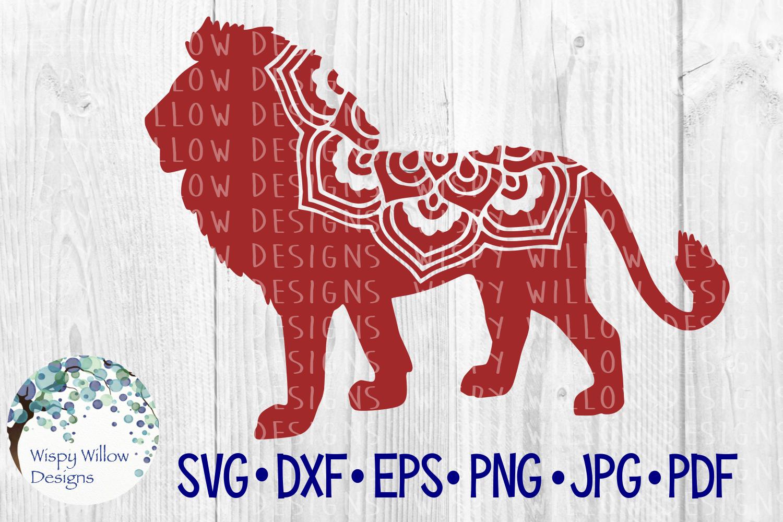 34 File Huge Mandala Animal SVG Cut File Bundle example image 20
