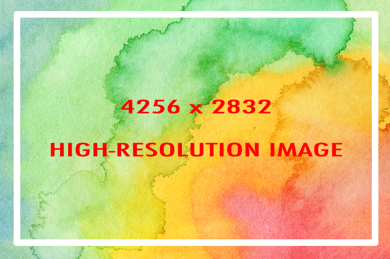 50 Watercolor Backgrounds 05 example image 3
