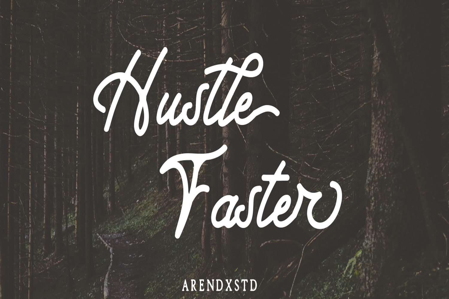 Hustle Faster example image 2
