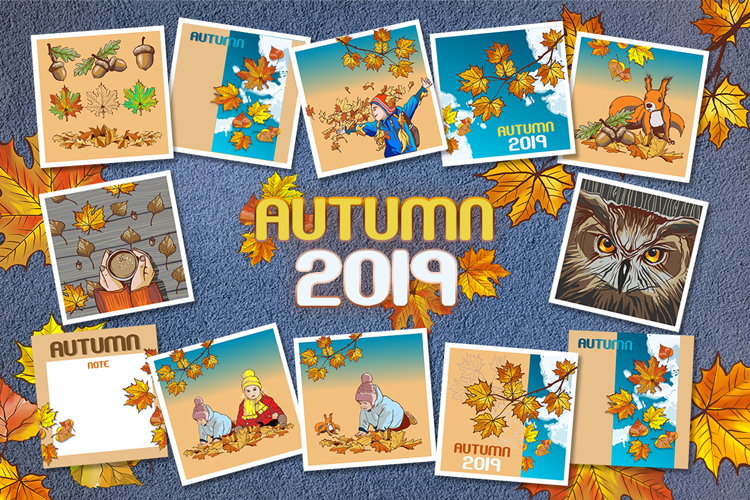 Autumn Art Collection 2019 example image 1