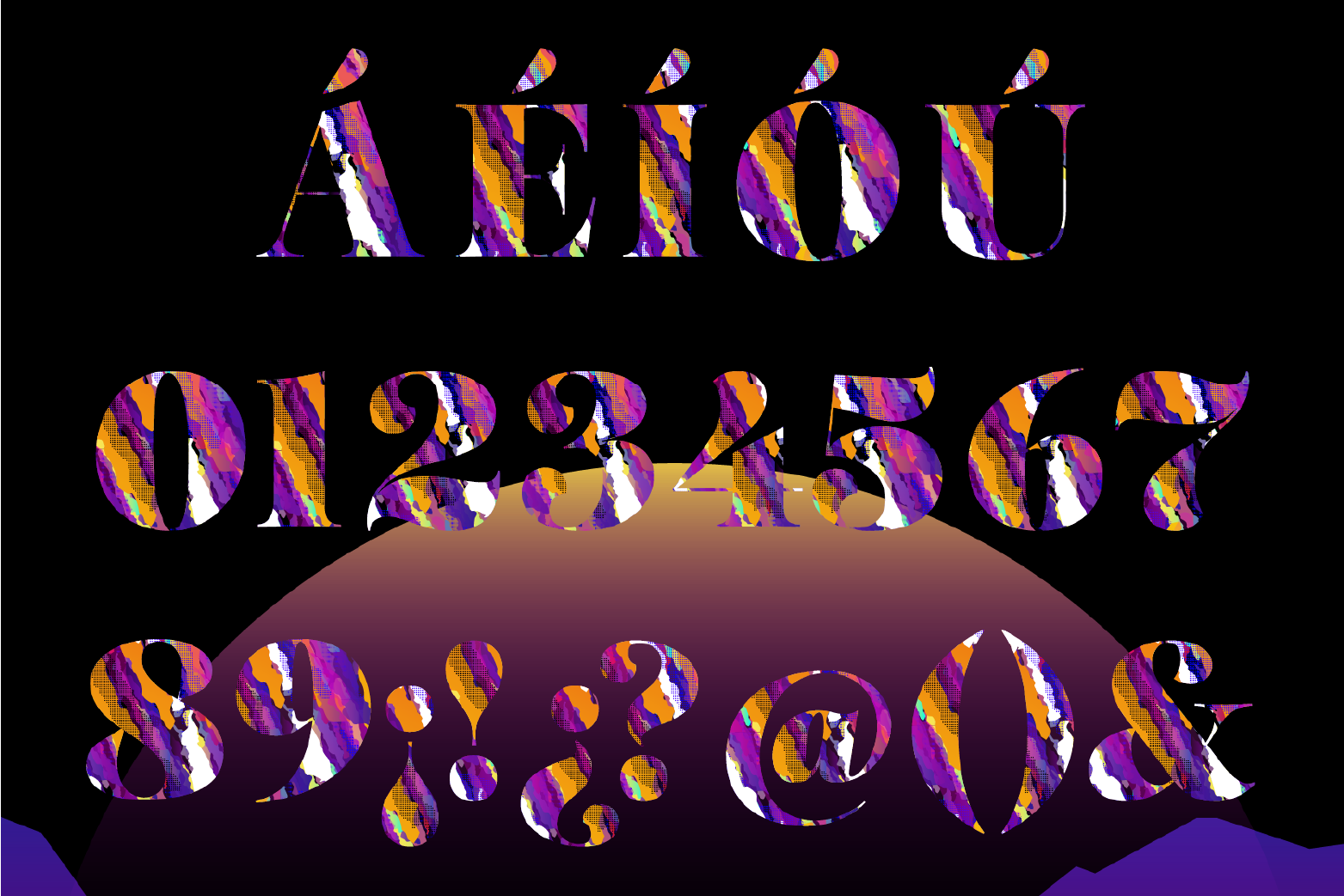 Electra Font example image 6
