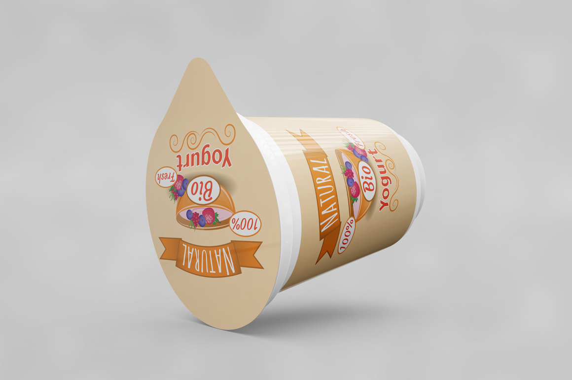 Yogurt Mockup example image 18