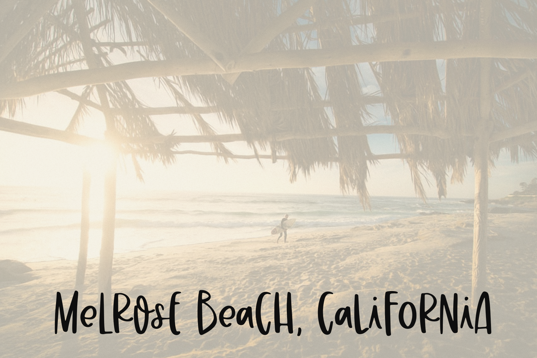 California Sunrise - A Handwritten Font with Alternatives! example image 6