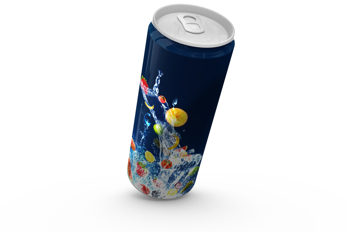 Beer Can Mockup example image 13