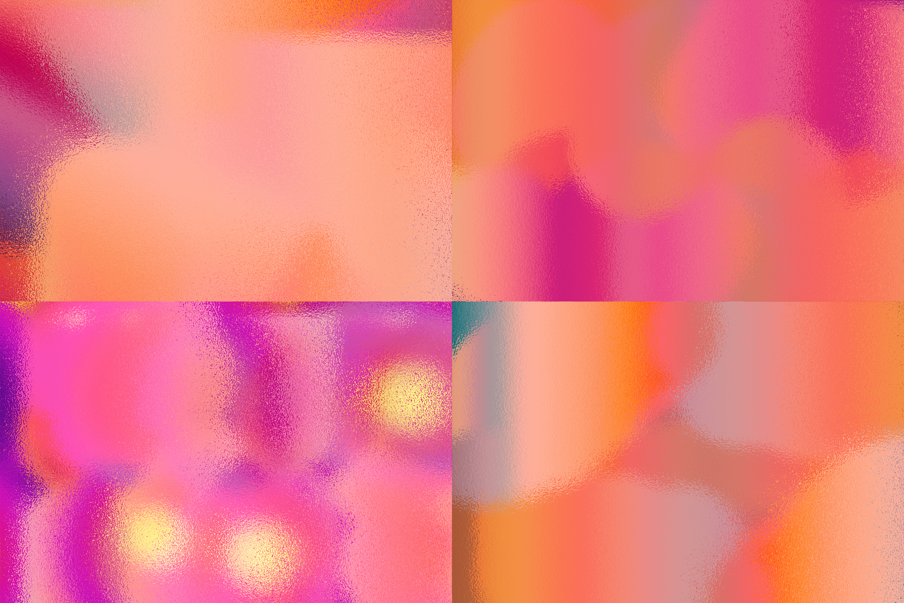 Holographic - 15 Backgrounds Pack example image 7