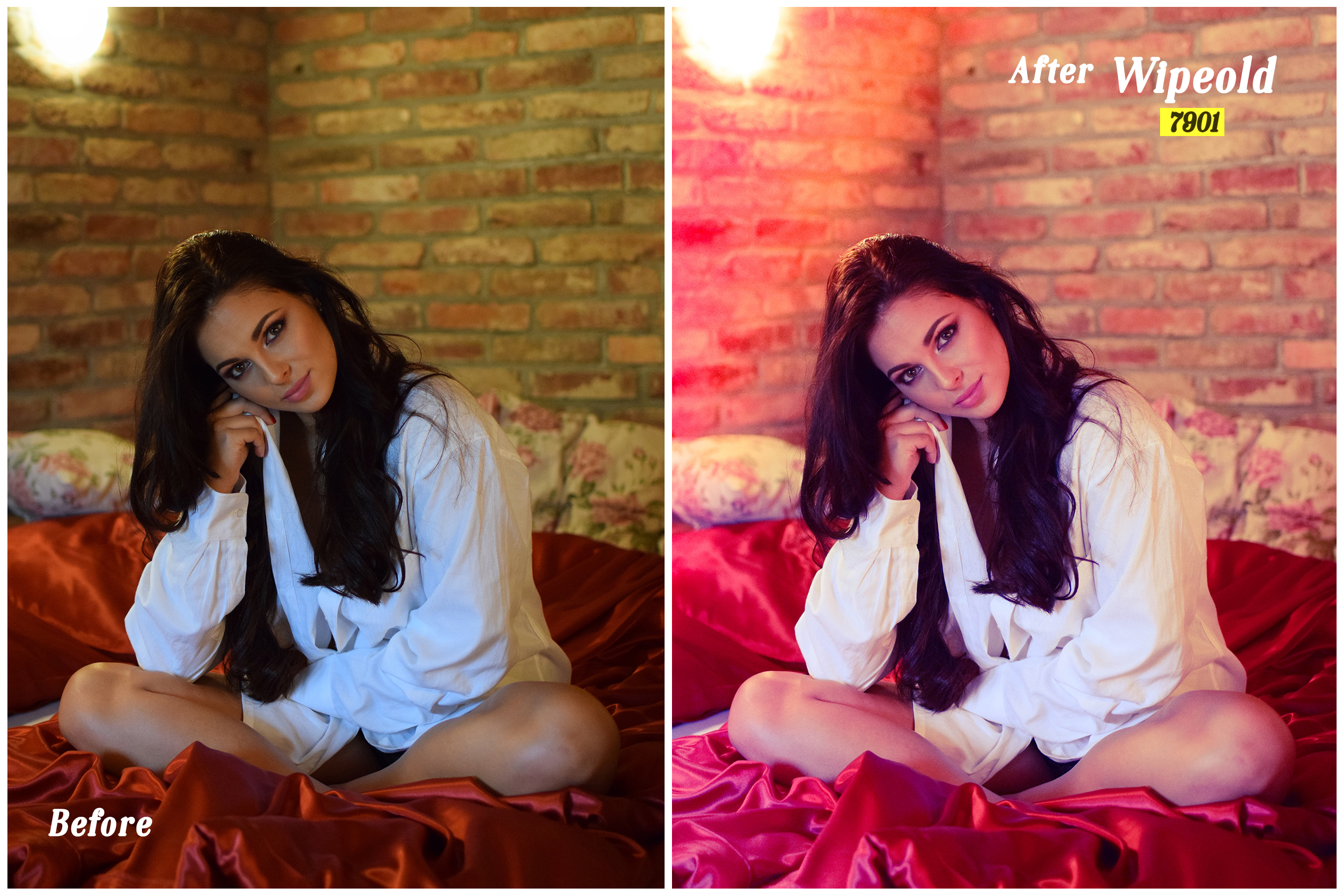 Wipeold Lightroom 100 and ACR 100 Presets example image 2