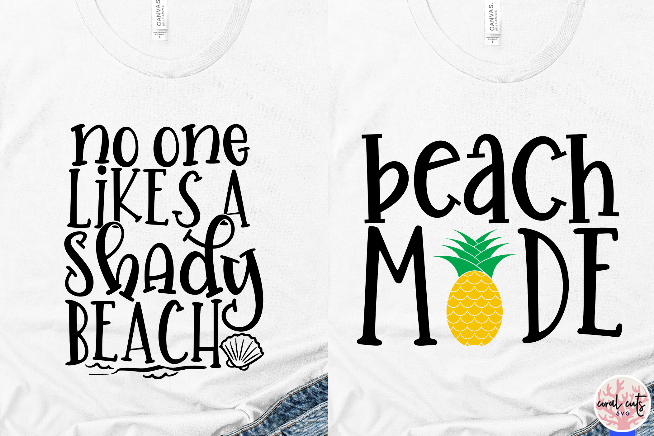 Summer Beach Bundles - 9 Svg EPS DXF PNG Cut File example image 4